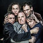 Raggende Manne - psycho punk jazz uit Amsterdam - Bob Fosko c.s.