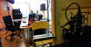 Voice-over demo opnemen in de Teejay Studio