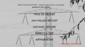 Musici CD Beautiful World Anne Vanschothorst
